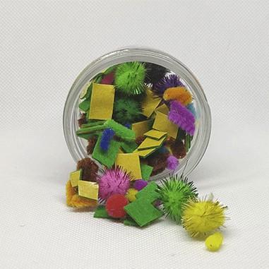 Smittet materiale, kontamineret materiale, lavendel