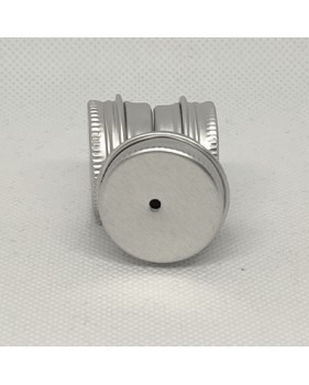 Nose work beholder i aluminium.