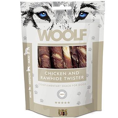 WOOLF: Tyggesnack med Kylling